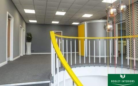 Office Refurbishment and Interiors