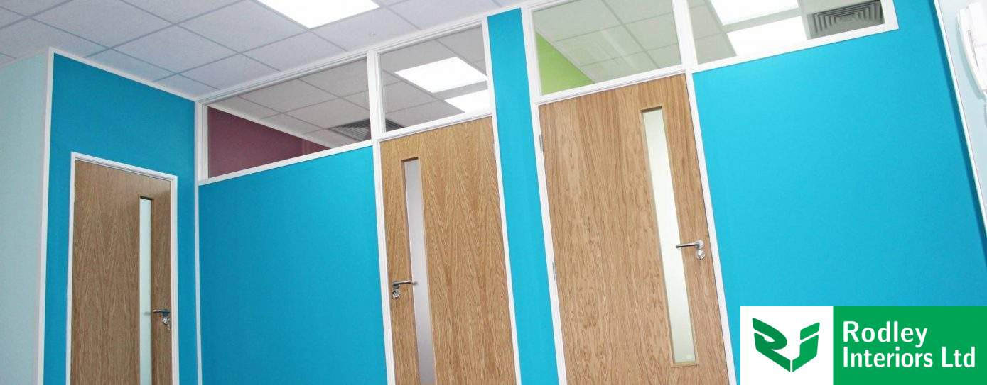 Demountable Glass Partitioning & Relocatable Offices