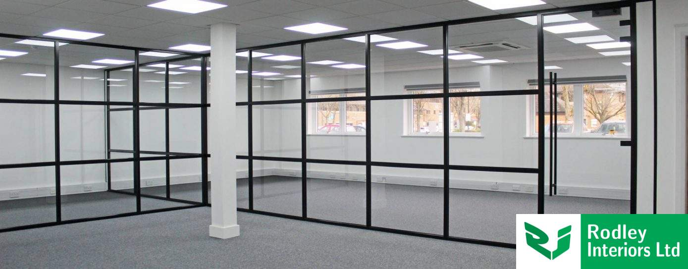 Industrial Glass Partitioning & Industrial Glass Wall Systems