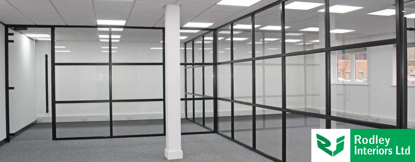 Case Study: Industrial Glass Partitions in Leeds