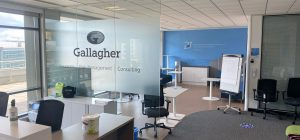 Office Refurbishment with Frameless Glass in Wakefield