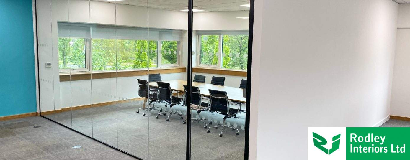 Case Study: Industrial Frameless Glass Partitioning