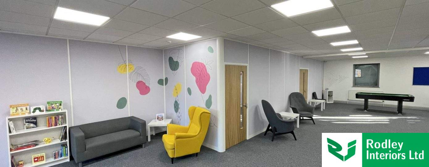 Case Study: Demountable Office Partitions in Leeds
