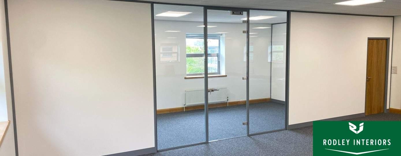 Single Glazed Frameless Glass for Leeds dental academy