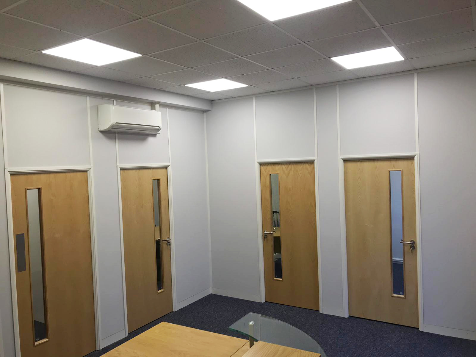 Budget friendly office partitions